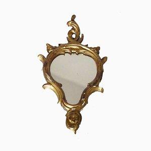 Espejo modernista, década de 1900