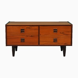 Mid-Century Scandinavian Rosewood Chest of Drawers