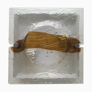 Mid-Century Deckenlampe von Toni Zuccheri