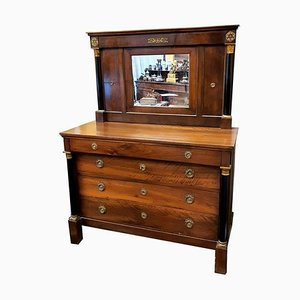 Antique Empire Dresser, 1800s
