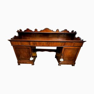 Antique Mahogany Sideboard by Henry Thomas Peters