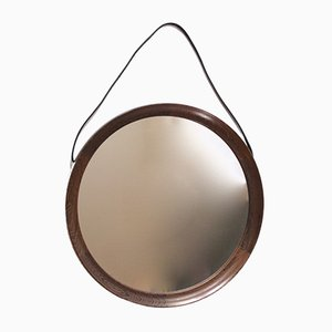Danish Wall Mirror, 1970s