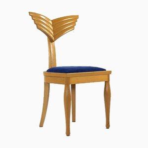 Olimpia Stühle von Massimo Scolari für Giorgetti, 1950er, 2er Set