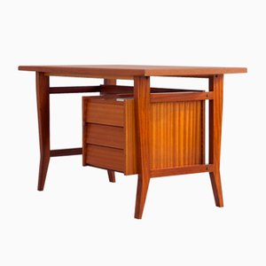 Italian Desk by Gio Ponti for Schiralli, 1960s