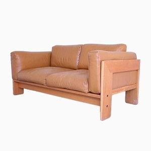 Mid-Century Modell Sebastian 2-Sitzer Sofa von Tobia & Afra Scarpa für Gavina