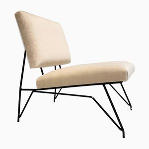 Sculptural Form Lounge Chair Ravegnati & Vincenzi for D'arbo, 1950s