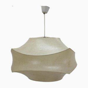 Italienische Hängelampe Cocoon Lampe von Achille Castiglioni, 1960er