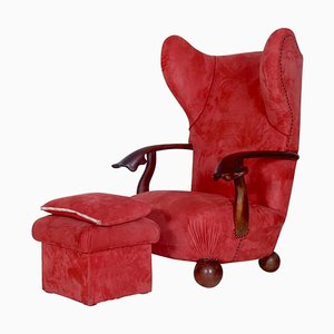 Large Armchair, 1920s