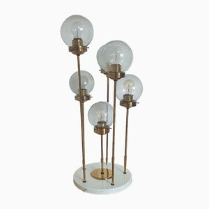Sputnik Floor Lamp from Kamenicky Senov, 1970s