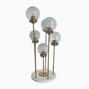 Sputnik Stehlampe von Kamenicky Senov, 1970er