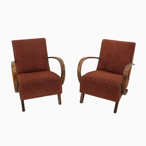 Wing Chairs, 1960s, Set of 2