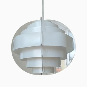 Danish Pendant Lamp by Flemming Brylle & Preben Jacobsen, 1978