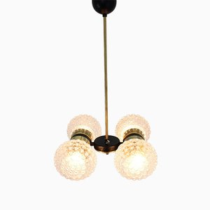 Chandelier from Napako, 1970s