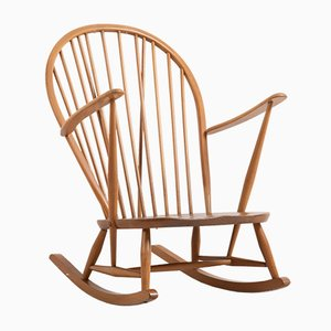 Rocking Chair by Lucian Ercolani for Ercol, 1950s