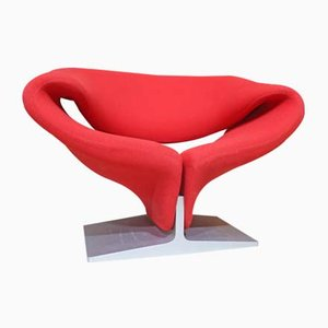 Ribbon Armchair by Pierre Paulin for Artifort, 1980s