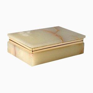 Italian Onyx Box, 1970s