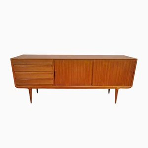 Teak Model 18 Sideboard by Gunni Omann for Omann Jun, 1960s