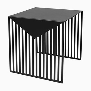Petite Table Zack Noire de Swedish Ninja