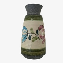 Große Vintage Vase von Bay Keramik, 1970er