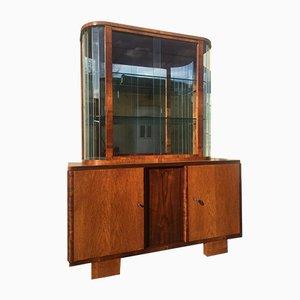 Sideboard aus Nussholz & Eiche von Sppp Krotoszyn, 1960er