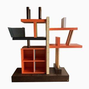 Liana Shelf by Ettore Sottsass for Meccani Arredamenti, 1990s