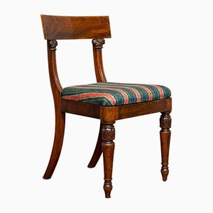 Antique Regency Mahogany Dining Chairs from Spillman and Co, 1820s, Set of 6