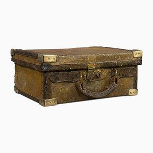 Antiker Viktorianischer Kassettenbehälter