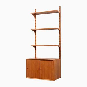 Teak Royal Wall Unit by Poul Cadovius for Cado, 1960s