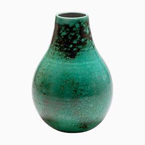 Vintage Art Deco Keramikvase von Primavera