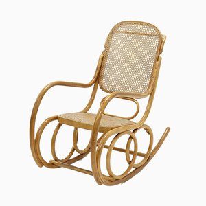 Bentwood Rocking Chair from Ligna, 1960s