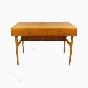Mid-Century Schreibtisch aus Eschenholz von WK Möbel, 1960er