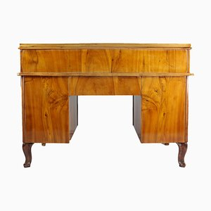 Antique Walnut and Rosewood Desk, 1860s