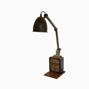 Industrial Table Lamp from Igranic Electrical Company, 1950s