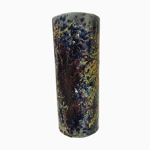 Paragüero Mid-Century de cerámica, años 60