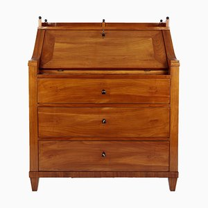 Biedermeier Cherrywood Secretaire