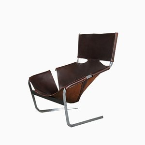 Dutch Model F444 Lounge Chair by Pierre Paulin for Artifort, 1960s