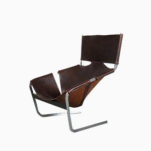 Niederländischer Modell F444 Sessel von Pierre Paulin für Artifort, 1960er