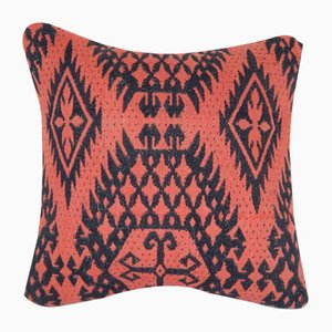 Geometrical Turkish Kilim Cushion Cover