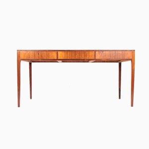 Mid-Century Danish Rosewood Desk, 1960s