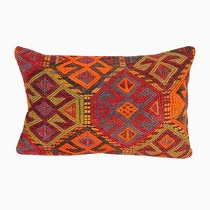 Handmade Turkish Cicim Cushion Cover