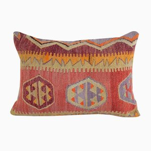 Handmade Turkish Kilim Cushion Cover