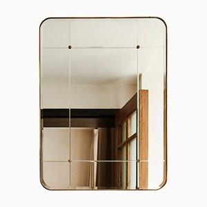 Espejo pequeño de Lind + Almond para Novocastrian