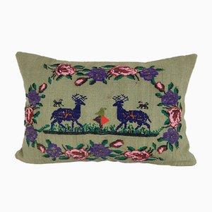 Deer Kilim Pillow Cushion Cover
