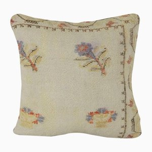 Turkish Floral Cushion Cover