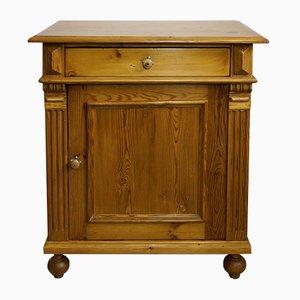 Mueble antiguo pequeño, década de 1880