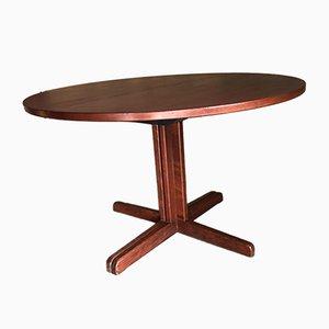 Vintage Esstisch & Stühle Set von Michael Thonet, 3er Set