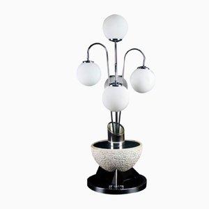 Lámpara de mesa Volcano de Maof, años 60