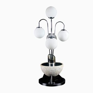 Volcano Table Lamp from Maof, 1960s