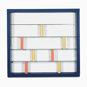Giorno Bookcase by Ettore Sottsass for Fontana Arte, 1990s
