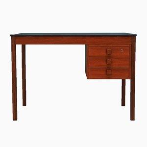 Dänischer Schreibtisch aus Teak von Domino Mobler, 1970er